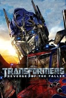Ver película Transformers 2: La venganza de los caídos