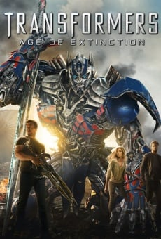 Transformers: Age of Extinction on-line gratuito