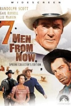 Seven Men from Now on-line gratuito