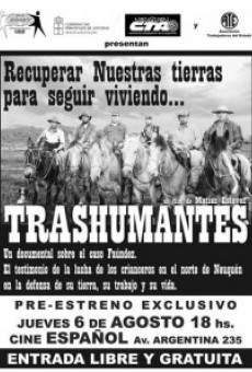 Ver película Trashumantes