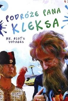 Ver película Travels of Mr. Blot