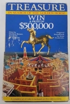 Ver película Tesoro: En busca del caballo de oro