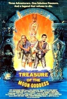 Ver película Treasure of the Moon Goddess