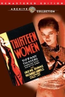 Thirteen Women online streaming