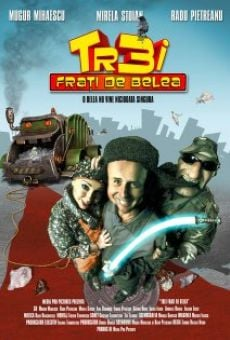 Ver película Trei frati de belea