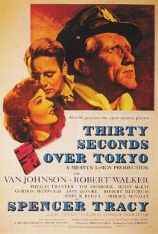 Thirty Seconds over Tokyo on-line gratuito