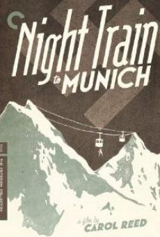 Tren nocturno a Munich online