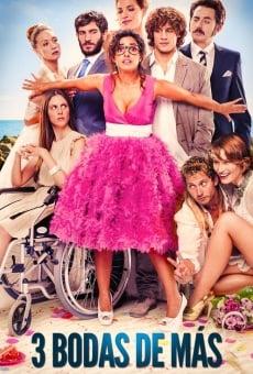 Película: Tres bodas de más