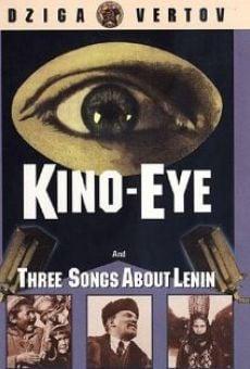 Ver película Tres cantos para Lenin