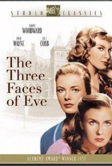 Ver película Tres caras de Eva