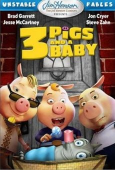Unstable Fables: 3 Pigs & a Baby on-line gratuito