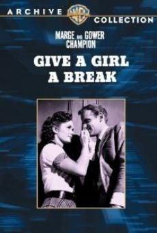 Give a Girl a Break on-line gratuito