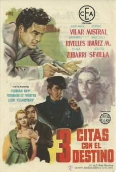 Ver película Tres citas con el destino