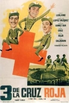 Ver película Tres de la Cruz Roja