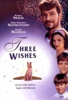 Tres deseos online