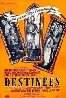 Ver película Tres destinos de mujer