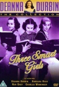 Three Smart Girls on-line gratuito