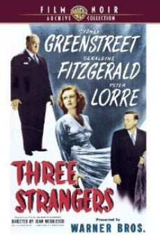 Three Strangers on-line gratuito