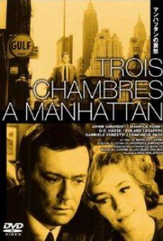 Ver película Tres habitaciones en Manhattan