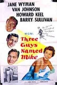 Three Guys Named Mike on-line gratuito