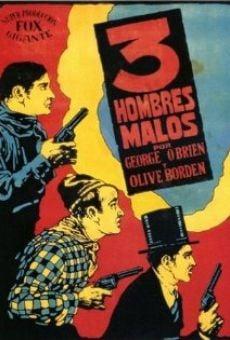 Ver película Tres hombres malos