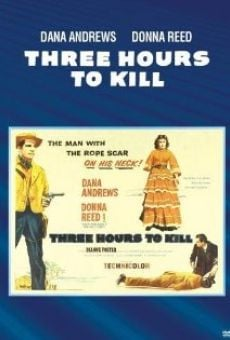 Three Hours to Kill on-line gratuito