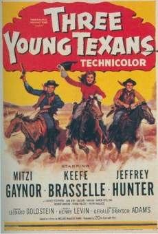 Three Young Texans on-line gratuito