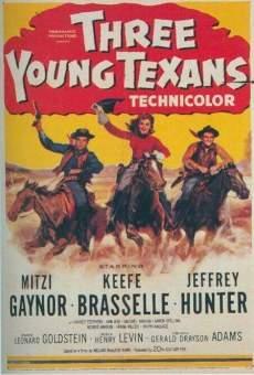 Ver película Tres jóvenes de Texas
