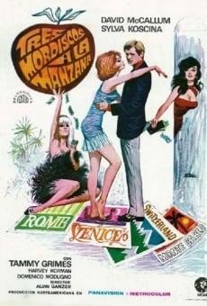 Ver película Tres mordiscos a la manzana