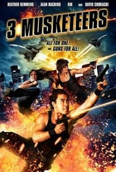3 Musketeers online streaming