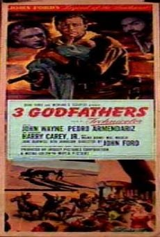 The Three Godfathers on-line gratuito