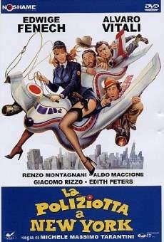 Ver película Tres polis peligrosos en Nueva York