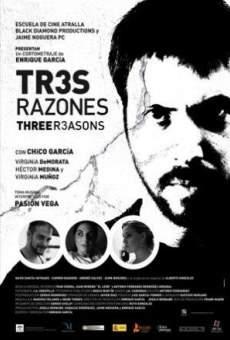 Ver película Tres razones