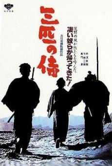 Sanbiki no Samurai on-line gratuito