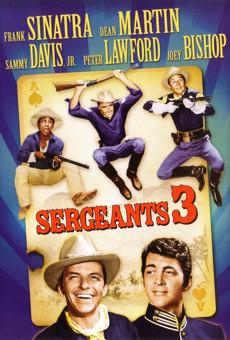 Ver película Tres sargentos