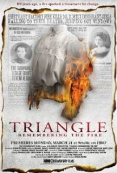 Watch Triangle: Remembering the Fire online stream