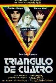 Ver película Triángulo de cuatro