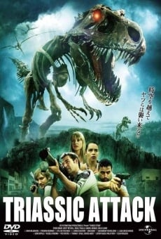 Ver película Triassic Attack