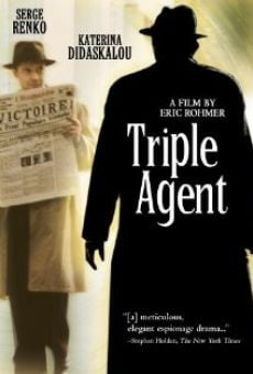 Película: Triple agente