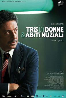 Ver película Tris di donne & abiti nuziali