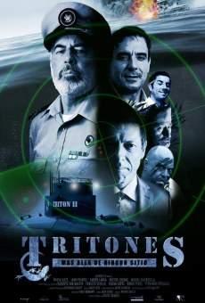 Ver película Tritones, más allá de ningún sitio