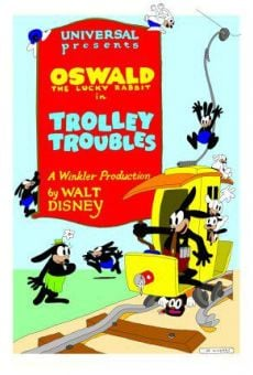 Oswald the Lucky Rabbit: Trolley Troubles on-line gratuito