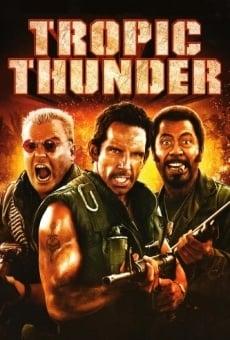 Ver película Tropic Thunder: Rain of Madness