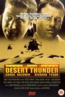 Ver película Trueno del desierto