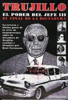 Ver película Trujillo: El poder del jefe III