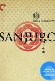 Ver película Tsubaki Sanjûrô