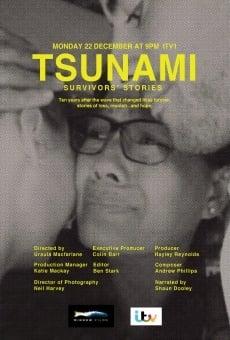 Ver película Tsunami: Survivors' Stories