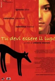 Ver película Tu devi essere il lupo