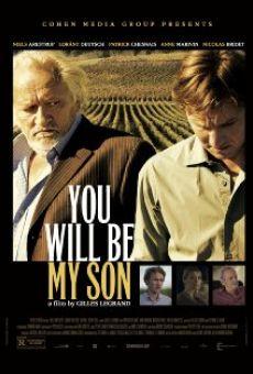 Tu seras mon fils