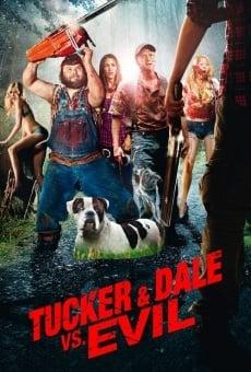 Ver película Tucker y Dale contra el demonio